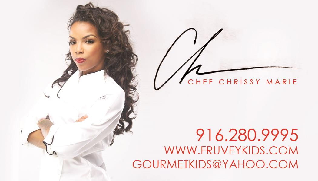 Chef chrissy marie in sacramento ca for 701 salon sacramento