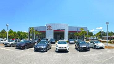 stokes brown toyota of beaufort in beaufort sc. Black Bedroom Furniture Sets. Home Design Ideas