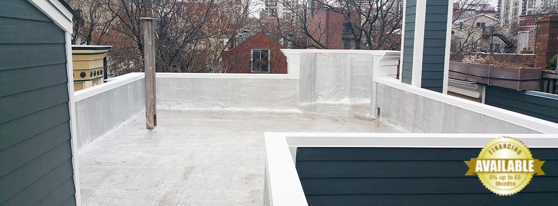 Promar Flat Roofing In Chicago Il