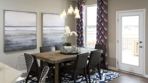 Sanctuary Preserve By Pulte Homes In Blaine Mn