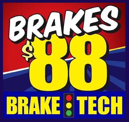 Brake Tech - Brakes S88.00