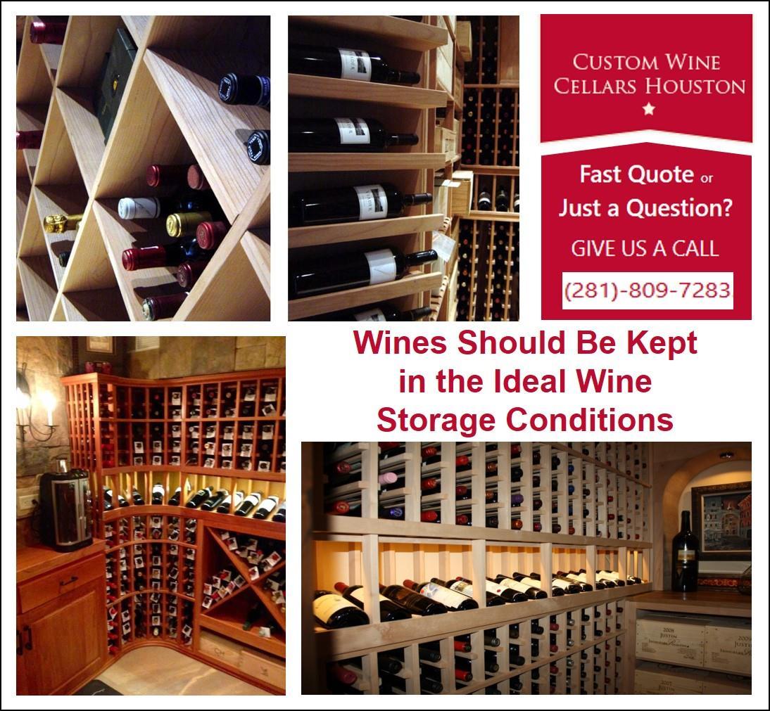 2208 Arlington - Traditional - Wine Cellar - Houston - by ... |Wine Cellar Houston